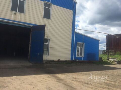 Продажа склада, Подольск, Проезд Металлургов - Фото 1