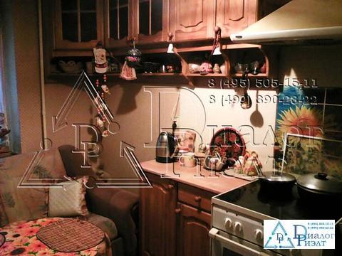 Продается большая трехкомнатная квартира в пешей доступности от метро - Фото 4