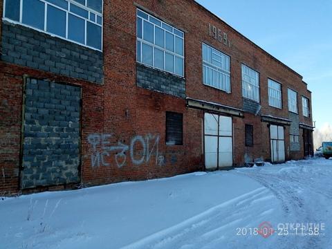 Производственное помещение (1000кв.м, 2 кран-балки по 5т) - Фото 3