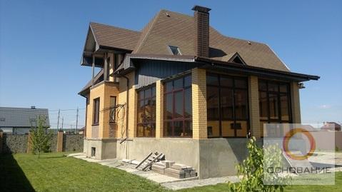 Двухэтажный коттедж с гостевым домом - Фото 5