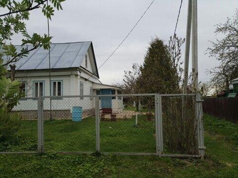 Участок с домом в д. Шихово около речки - Фото 2