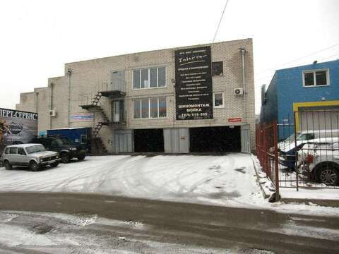 Продажа производственного помещения, Воронеж, Ул. 9 Января - Фото 1