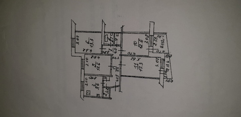 4-комнатная квартира улучшенной планировки в Канищево - Фото 2