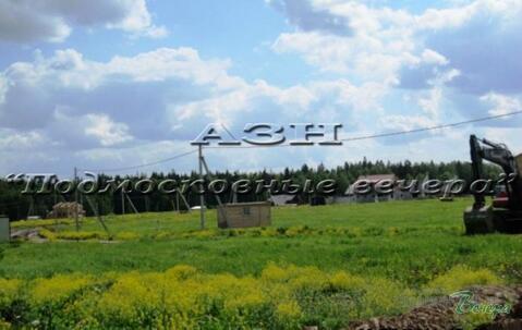 Ярославское ш. 29 км от МКАД, Нагорное, Участок 10.19 сот. - Фото 1