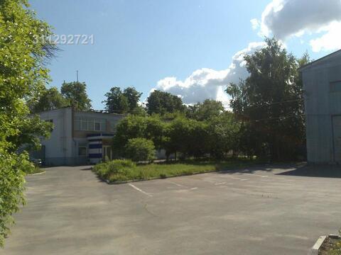 Два холодных складских ангара 500 кв.м. и 500 кв.м. (с кран балкой 3,2 - Фото 1