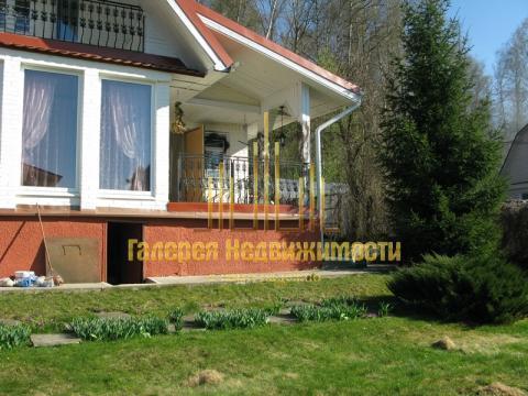 Капитальная дача с баней и своим выходом в лес, СНТ вблизи г. Обнинск, - Фото 2