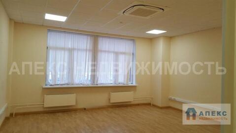 Аренда офиса 211 м2 м. Новые Черемушки в бизнес-центре класса В в . - Фото 2