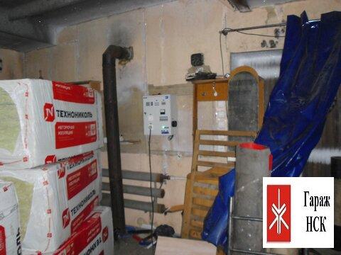 Сдам в аренду капитальный гараж ГСК Роща-2 № 199. Академгородок - Фото 3
