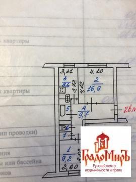 Продается 2к.кв, г. Карабаново, Совхозная - Фото 4
