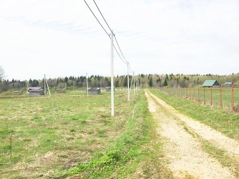 Участок 10 соток село Костино, 60 км. от МКАД по Дмитровскому шоссе - Фото 5