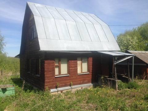 Продается Дача 70 м2 на земельном участке 30 соток в деревне Тарасково - Фото 1