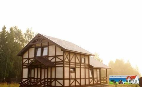 Новый деревянный дом 115 кв.м на берегу вдхр - Фото 4