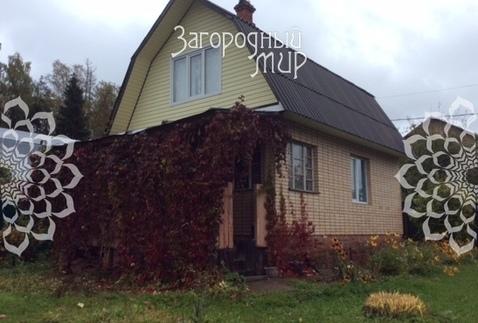 Продам дом, Волоколамское шоссе, 18 км от МКАД - Фото 1