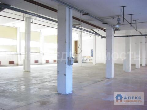 Аренда помещения пл. 1600 м2 под производство, склад Малаховка . - Фото 1