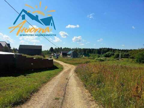 Участок в деревне Лучны Боровского района - Фото 2