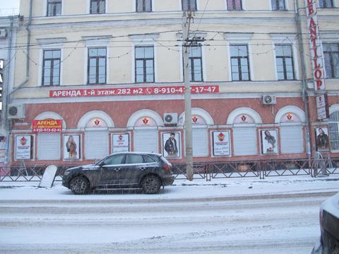 Помещение свободного назначения в Кировском районе. 1й этаж, первая . - Фото 1