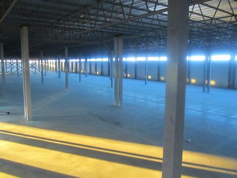 Современный склад 3650 м2. Расположен в г.Краснодаре по - Фото 4