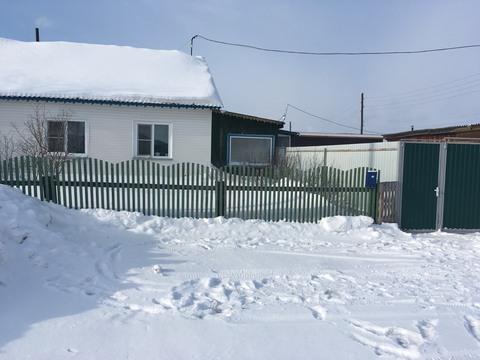 Продам дом, 81кв.с.Шалинское - Фото 1