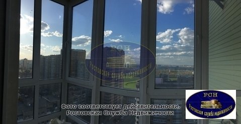 ЖК «Лермонтов», дом сдан 2017 г, двухкомнатная квартира. - Фото 3