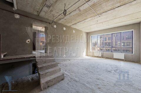 """4-х комнатная квартира в центре ЖК """"Резиденция на Театральной"""" кв. 18 - Фото 3"""
