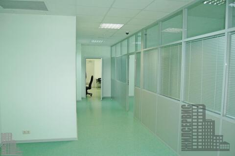 Офис с отделкой в БЦ, площадь 548,9 кв.м - Фото 2