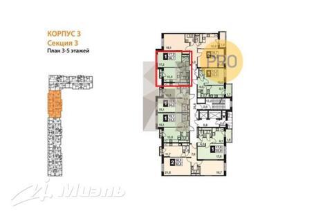 Продажа квартиры, м. Владыкино, Сигнальный проезд - Фото 4