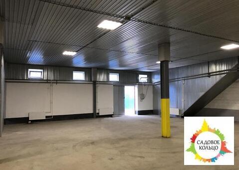 Теплое производственно-складское помещение от 96 м2 до 320 м2 в аренду - Фото 3