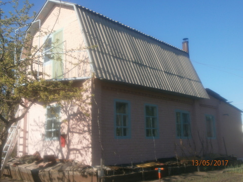 Продам благоустроенный дом на Старой Московке - Фото 1