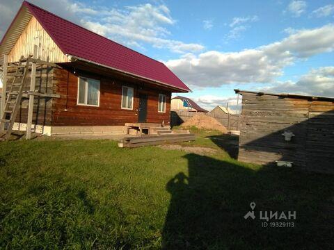 Продажа дома, Калинино, Усть-Абаканский район, Улица Солнечная - Фото 1