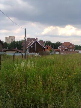 Постройте дом или коттедж с пропиской в Балашихе в д Соболиха - Фото 1
