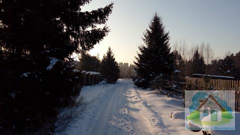 Хороший земельный участок с жилым домиком в 100 м. от оз. Вуокса - Фото 5