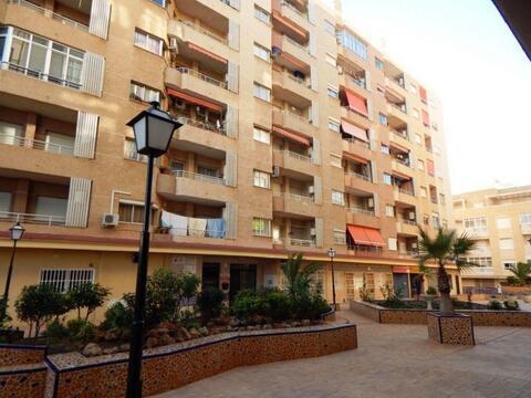 Продажа квартиры, Торревьеха, Аликанте, Купить квартиру Торревьеха, Испания по недорогой цене, ID объекта - 313144996 - Фото 1