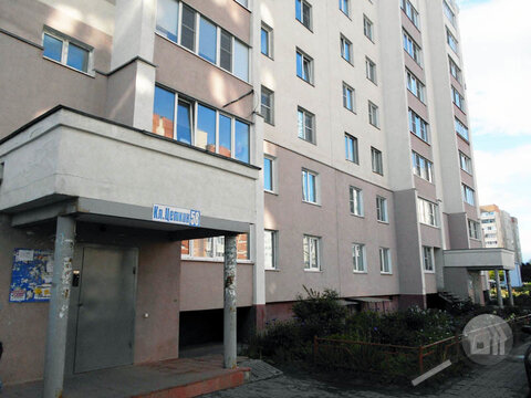 Продается 1-комнатная квартира, ул. Клары Цеткин - Фото 1