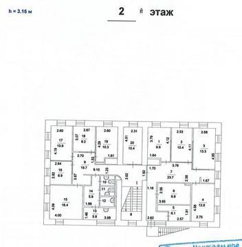 Аренда офиса 387.0 кв.м. Метро Маяковская - Фото 2
