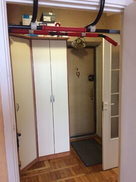 1-комнатная квартира, Волжский б-р, д.40 (м. Кузьминки, Волжская) - Фото 4