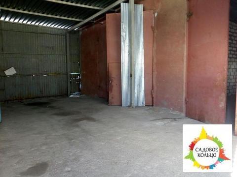 Под склад, неотапливаемый, выс.:5,5 м, пол бетон, ворота, терр. огорож - Фото 1
