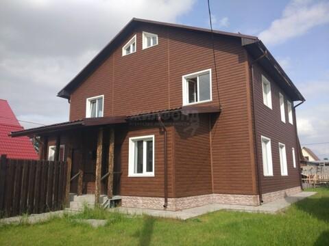 Продажа таунхауса, Новосибирск, Порт-Артурский 8-й пер. - Фото 1