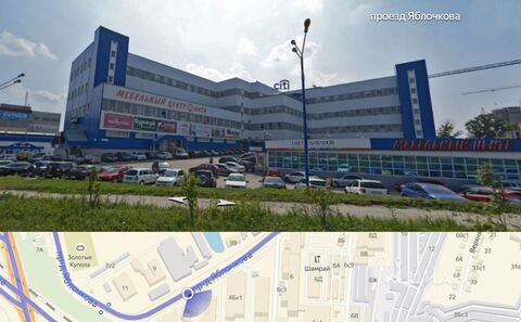 Продажа офиса, Рязань, Яблочкова проезд - Фото 2
