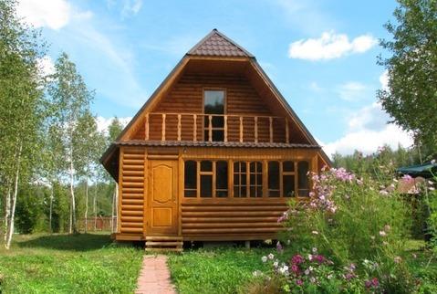 Красивый дом в окружении леса - Фото 2