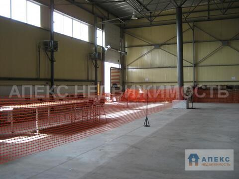 Аренда помещения пл. 500 м2 под склад, производство, Чехов . - Фото 2