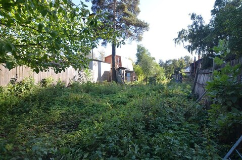 Продам земельный участок в городе Мытищи - Фото 1