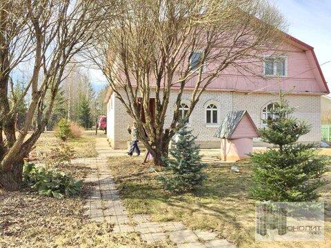 """Д. Мыза, СНТ """"Подснежник"""" 6 сот, дом 180 кв.м, баня - Фото 3"""