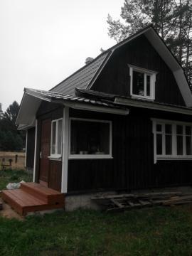 Новый дом в Карелии на Ладожских шхерах - Фото 1