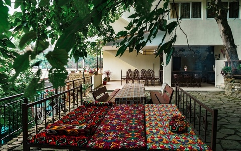 Вилла 800 кв.м. с бассейном в Сочи - Фото 4