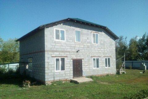 Дом 180 кв м в пос.Магистральный Омский р-н - Фото 1