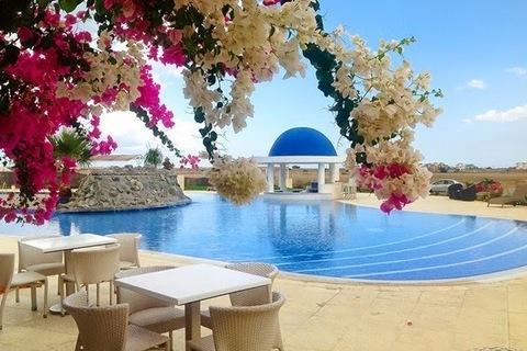 Сдам отличную квартиру-студию в комплексе Цезарь Резорт Кипр - Фото 3