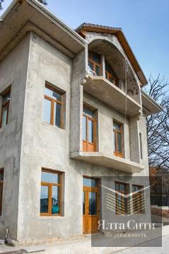 Уютный коттедж в закрытом поселке Горный, Ялта, р-н Ливадия - Фото 2
