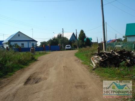 Продается участок. , Иглино, Республика Башкортостан Иглинский район - Фото 1