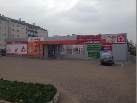 Арендный бизнес 750 кв.м, г.Юрьев-Польский - Фото 1