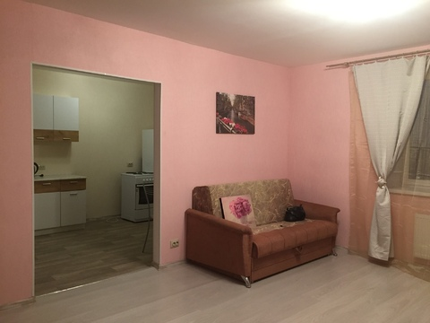 Сдаю 1-комнатную квартиру - Фото 4